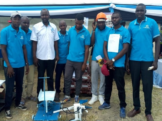 Tseikuru TTI Wins Prestigious award in 2020 TVET Fair