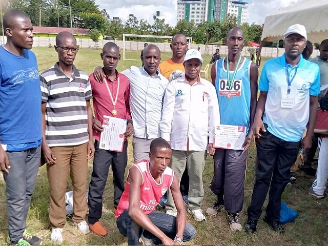 Athletics Team Shines In 2020 Competition