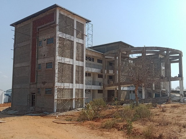 The Mechanical Building to be completed in  August 2020, says Site Engineer