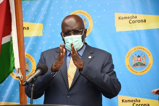 Schools Likely Not To Open In January, Says CS Magoha